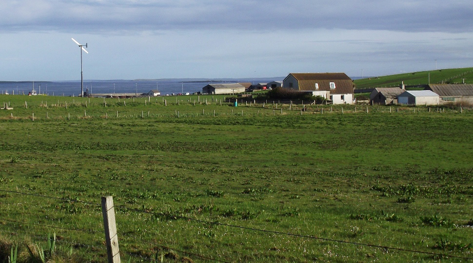 Cotterochan, 5.75 Acres Or Thereby, Westray, KW17 2DE