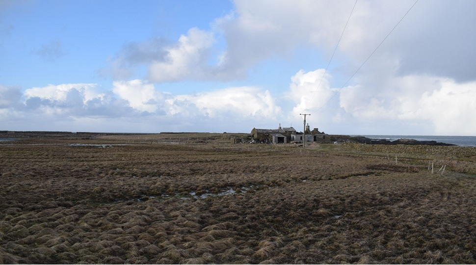 Westness, extending to 30.6 acres (12.4 ha) or thereby, North Ronaldsay, KW17 2BG