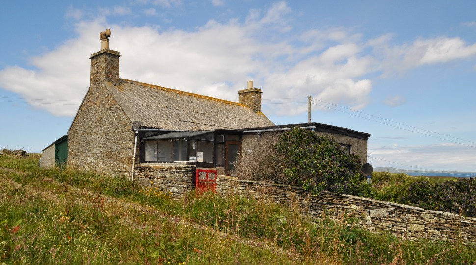 Lower Hammerfield, Rousay, KW17 2PS