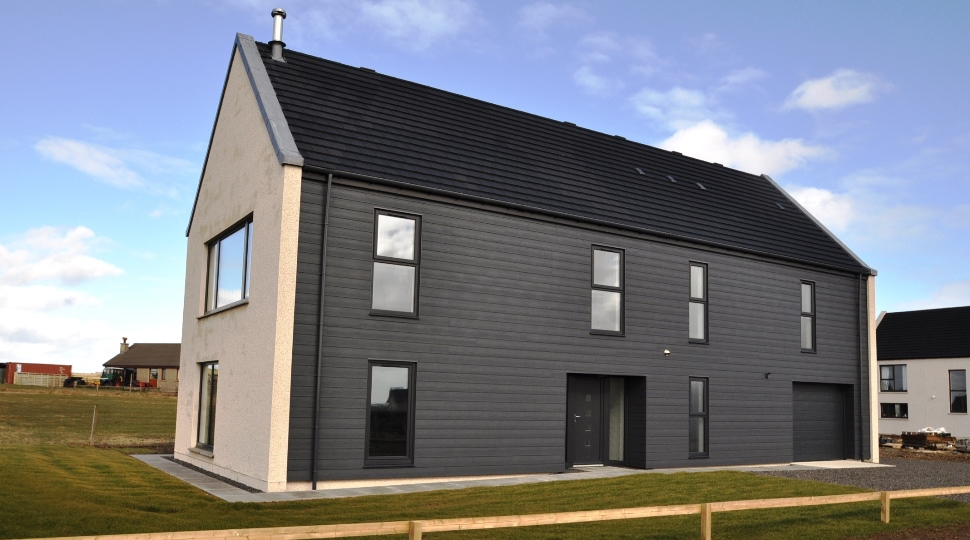 Newhouse, Plot 2, Wilderness, Holm, KW17 2RY