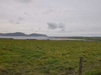 VIew looking to Hoy