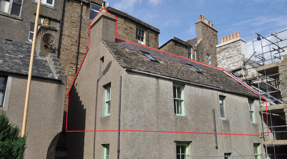 Flat 2, Ivy House, 1 Bridge Street, Kirkwall, KW15 1LD