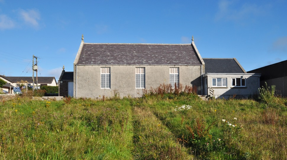 Watersound Gallery And Attached Bungalow, Burray, KW17 2SS