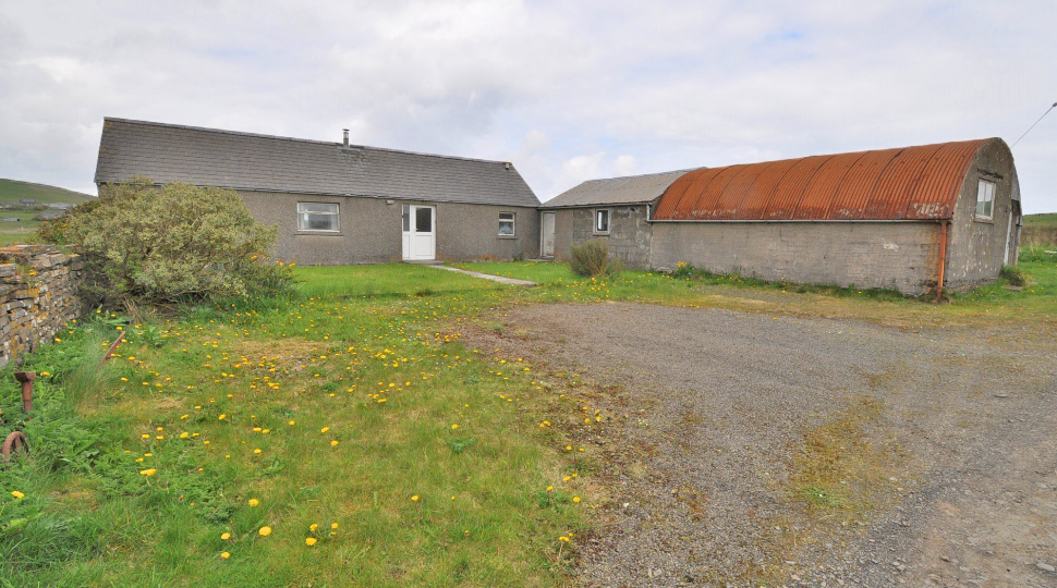 Myrtledene, 2.65 acres or thereby, Rendall, KW17 2HF