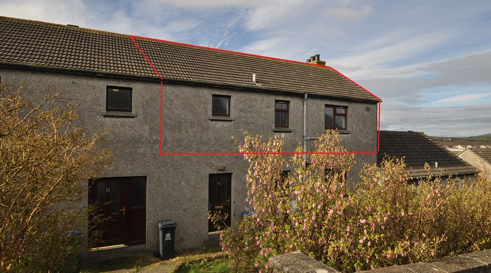 61 Kirklands Road, Kirkwall, KW15 1EU