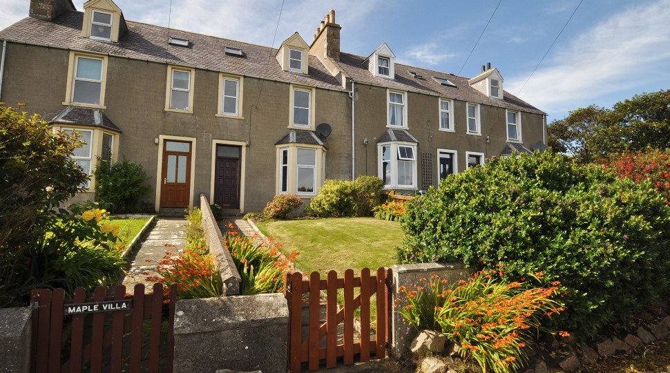 Cypress Villa, 4 Hillside Terrace, Stromness, KW16 3AQ