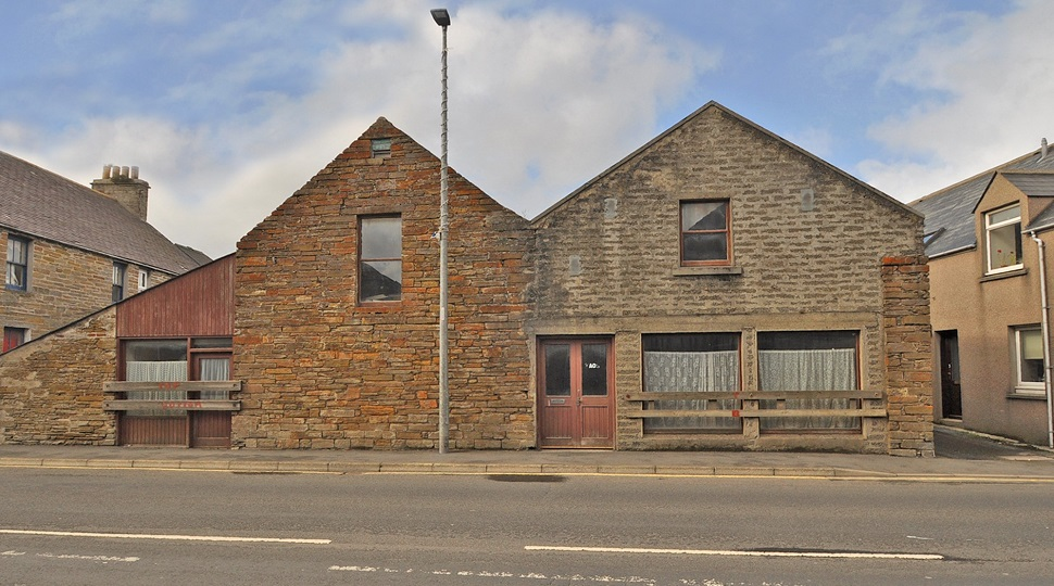 Store/Development Site, 42 Junction Road, Kirkwall, KW15 1AG