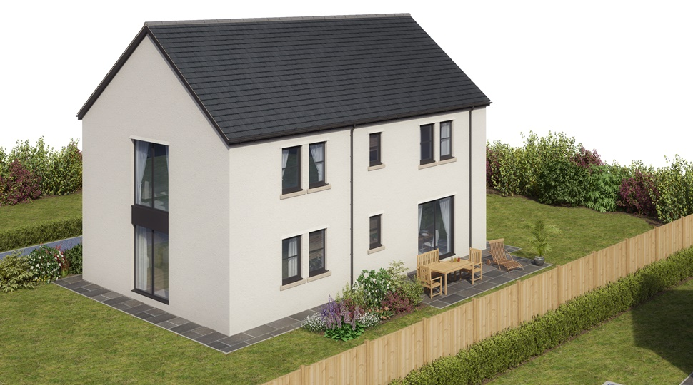 New House, Plot 2, Smithy Cottage, Orphir, KW17 2AD