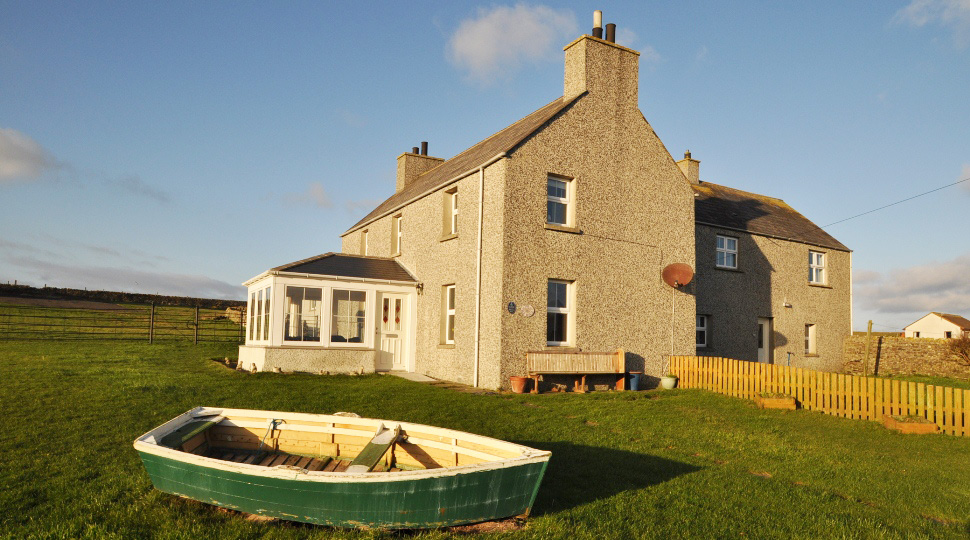 The Old Manse, Pierowall, Westray, KW17 2DH