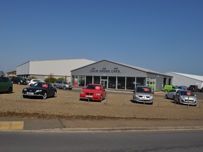 Colin Gregg Cars & A1 Car Hire, Hatston, Kirkwall, KW15 1RE