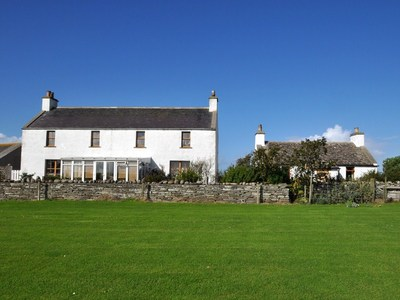 Doehouse & Doehouse Cottage, extending to 3 acres or thereby, Sandwick, KW16 3JA