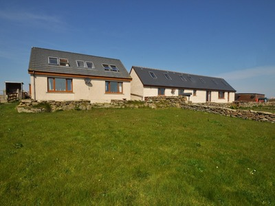 Fiddler's Cottage And Well's Cottage, Longhope, KW16 3PQ