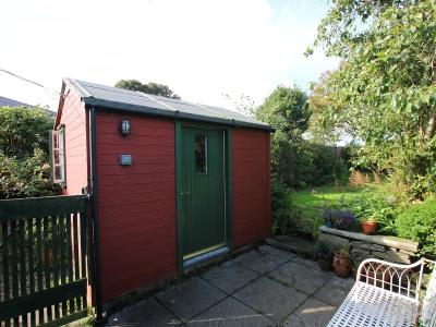 Shed/office