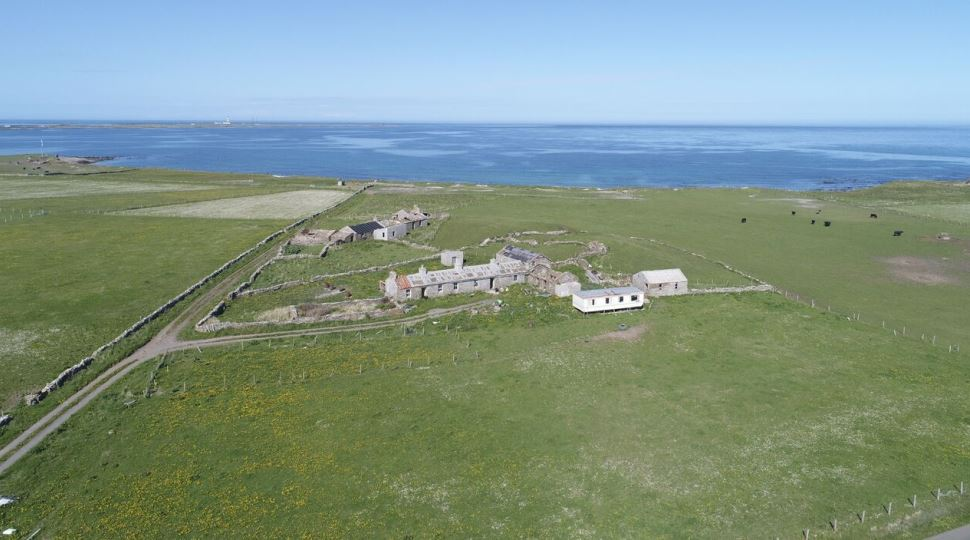 South Ness, 8 acres or thereby, North Ronaldsay, KW17 2BE