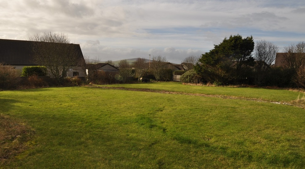 Building Site at 7 Viewfield Drive, Kirkwall, KW15 1RB