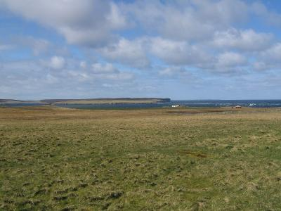 20.28 acres (8.21ha) or thereby, Near Stove, Sanday, KW17 2BA